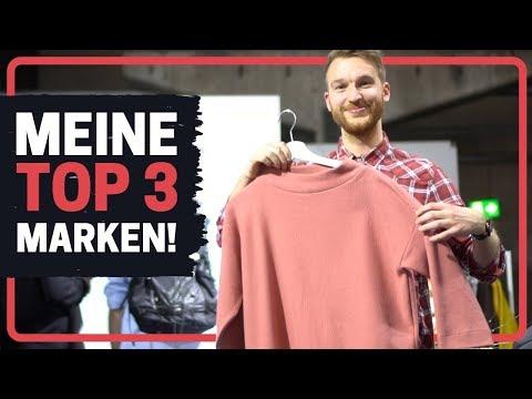 Olis TOP 3 MARKEN der FASHION WEEK in BERLIN