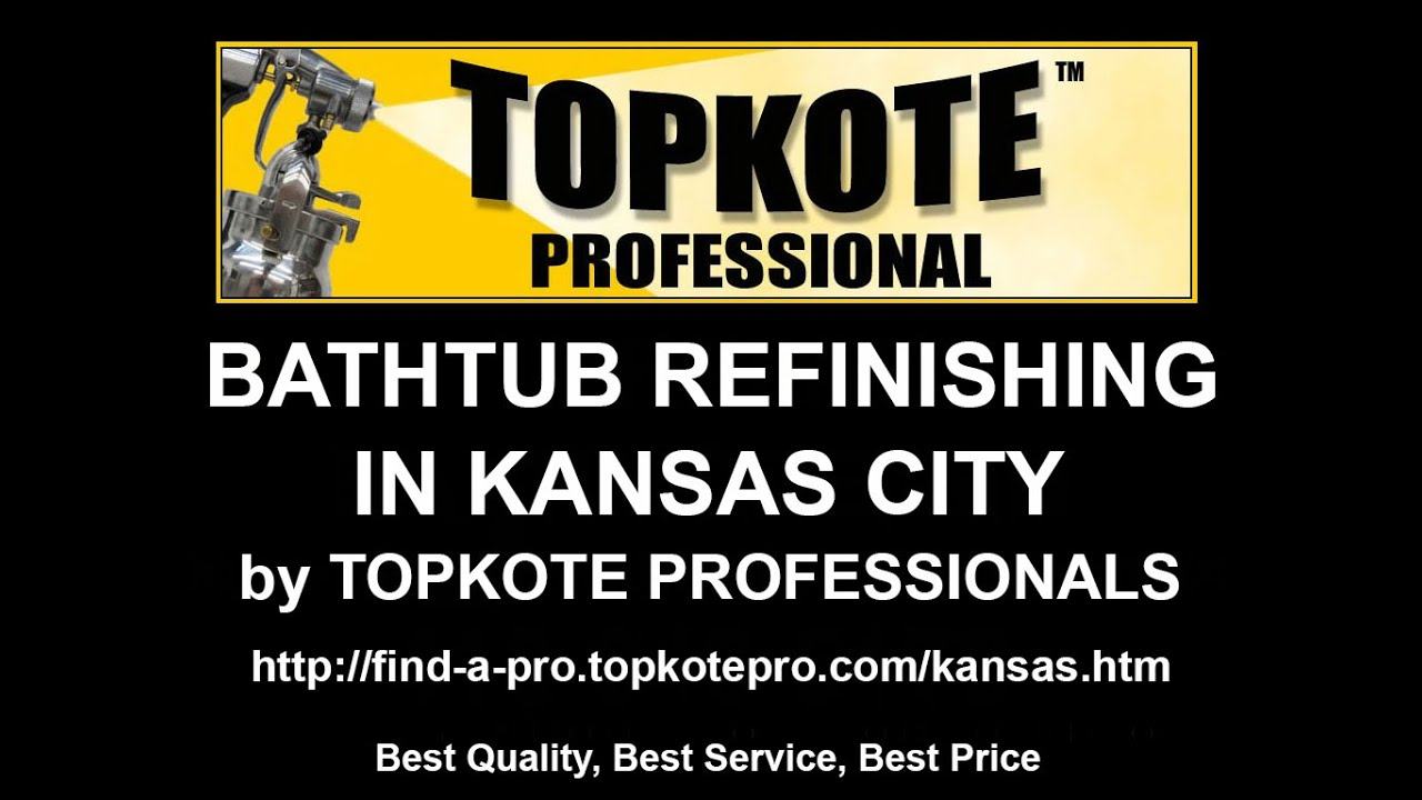 Attractive Bathtub Refinishing Kansas City By Topkote Professionals   YouTube