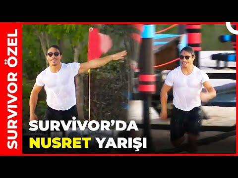 Atakan Nusret'e Karşı | BÜYÜK YARIŞ! - Survivor 69. Bölüm