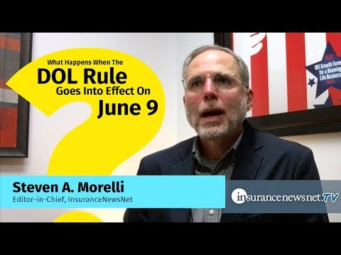 What Happens When The DOL Rule Goes Into Effect On June 9