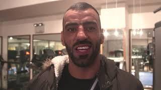 لقاء مع الأردني جلال الدعجة بعد فوزه في حدث برايف ١٠