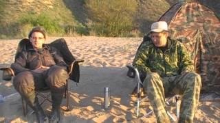 На рыбалку за голавлем (День 6: ч 2: Утрянка ) 18+
