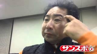 有馬記念ウイークに芳賀ちゃん登場! さてきょうはどんな話をしゃべるの...