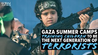 Abraham Accord Defunding, Gaza Kids Trained To Kill Jews   Where In The World