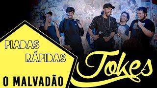 PIADAS RÁPIDAS - O MALVADÃO - Ep.09 l Temp.02