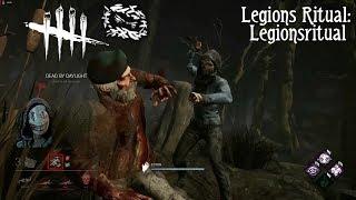 Dead By Daylight - Legions Ritual: Legionsritual