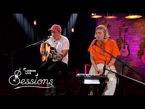 Fickle Friends - Give Yourself a Try (1975 Cover) | London Live Sessions