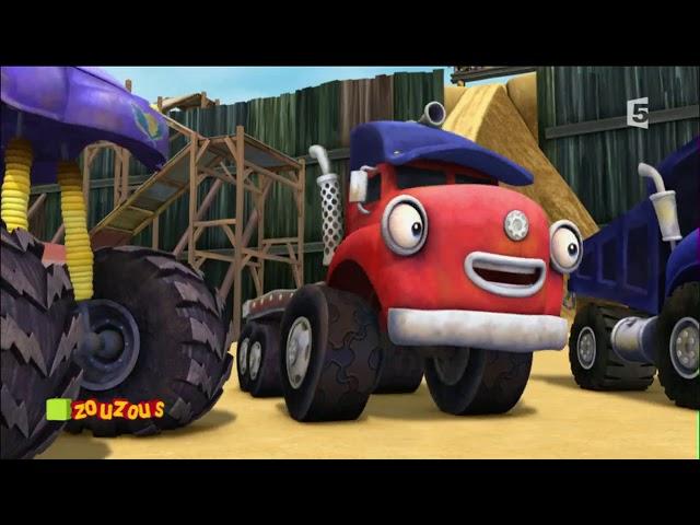 💗Jack et les camions - Qui est le plus puissant💗
