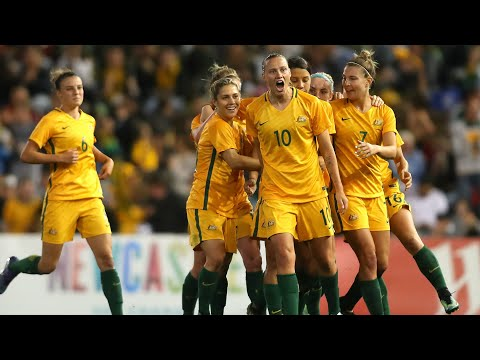 Australia Vs Brazil 3-2 | Women's International Friendly | Extended Highlights | September 19th 2017