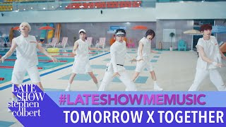 TOMORROW X TOGETHER (TXT) \