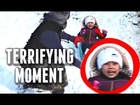 A Terrifying Moment Caught on Tape -  ItsJudysLife Vlogs