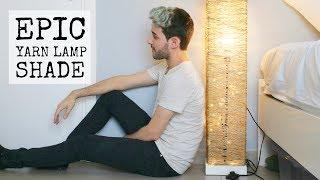 Diy Epic Yarn Lamp Shade Ikea