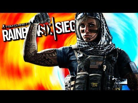 """POTATOEESHAA!"" - Rainbow Six Siege FUNNY MOMENTS with The Crew! #5"