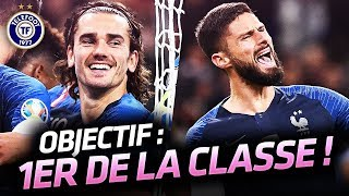 VIDEO: L'équipe de France QUALIFIEE pour l'Euro - La Quotidienne #578