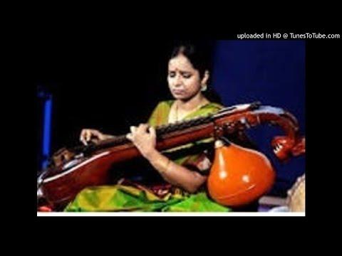 Jayanthi Kumaresh- Guruleka Etuvanti-Gaurimanohari-Jhampa-Thyagaraja-Veenai