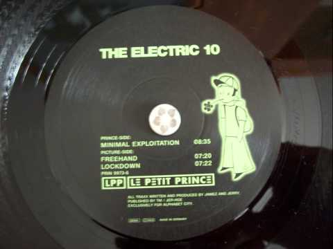 THE ELECTRIC 10 - Minimal Exploitation-A