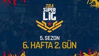 Zula Süper Lig 6. Hafta Karşılaşmaları | Çamlıca Espor - fastPay Wildcats