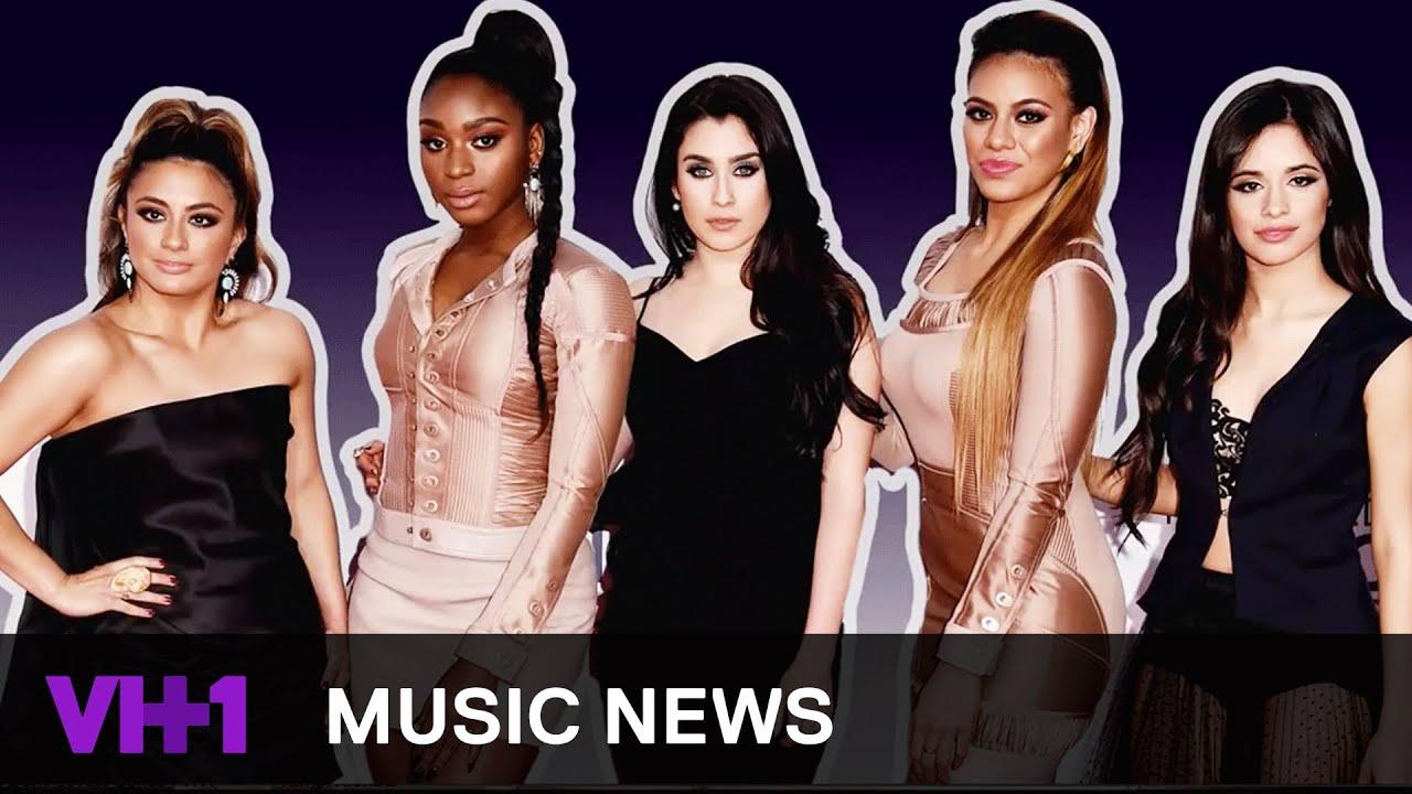 4d0a40fe41 Fifth Harmony Talk Nicki Minaj + Ed Sheeran Collabs
