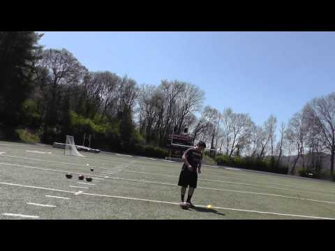 Rafael Gaglianone-2014 Kicker FG Workout (April 5th, 2013)