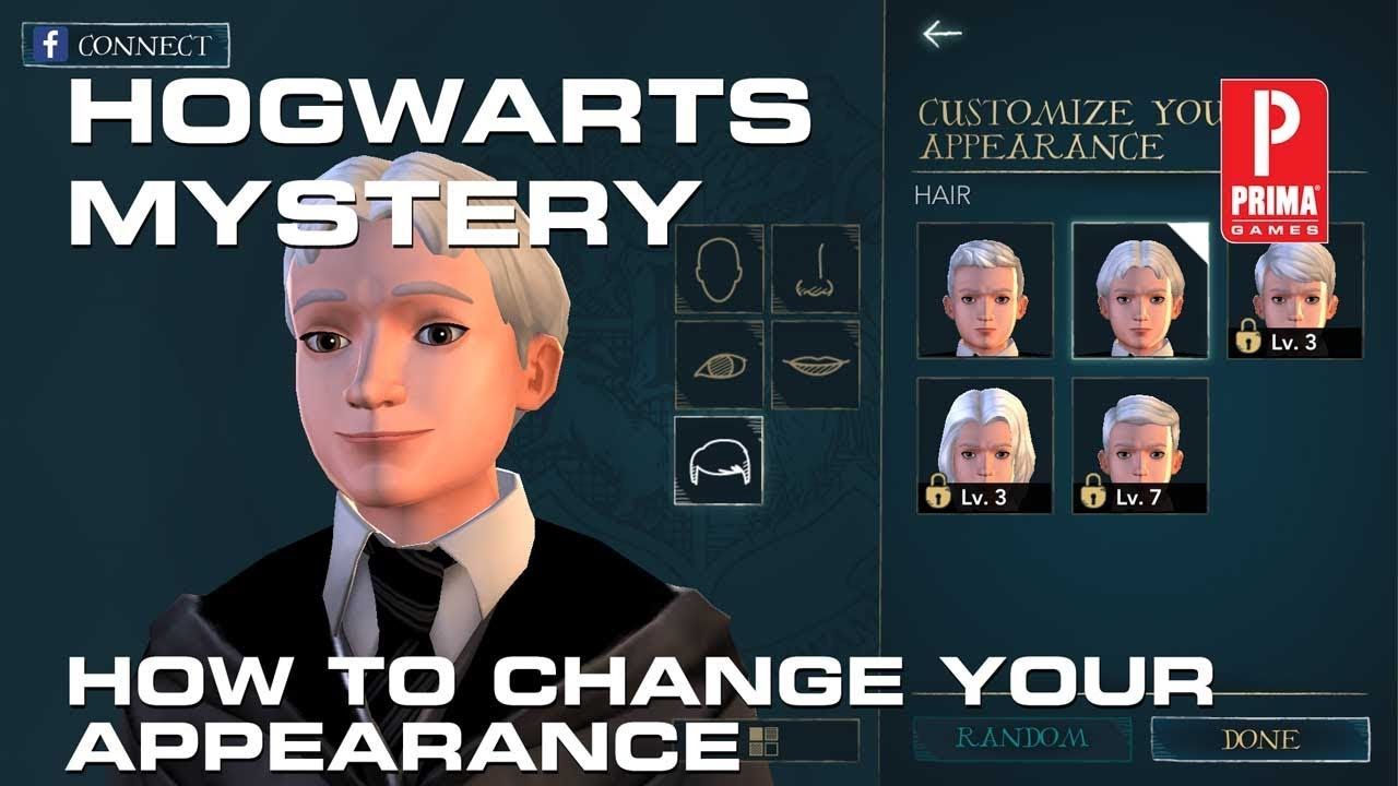 How to Reset Harry Potter: Hogwarts Mystery | Tips | Prima Games