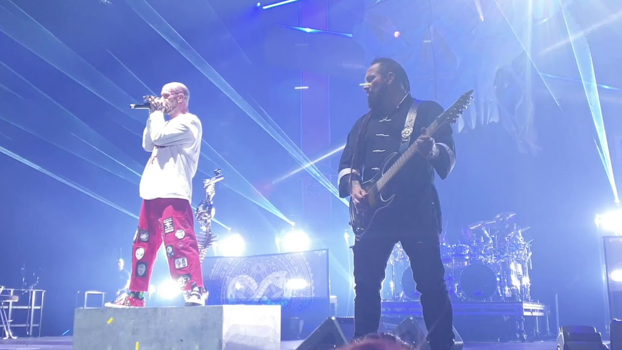 Five Finger Death Punch - 5FDP - Never Enough - live @Max-Schmeling-Halle Berlin 03.02.2020