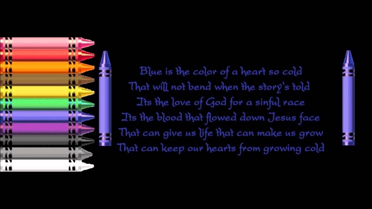 The Coloring Song