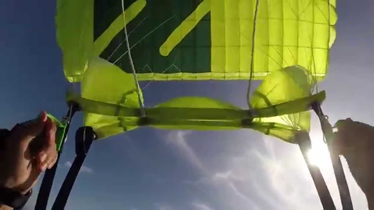 aerodyne zulu (152ft) & aerodyne zulu (152ft) - YouTube