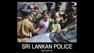 World NO 1 Police in Sri Lanka Lest see