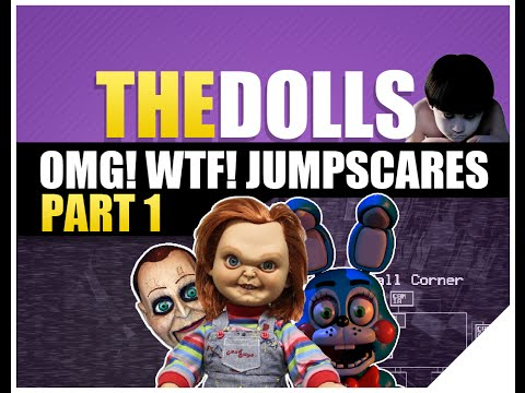 FNAF: Baby Doll Edition | The Dolls Gameplay | Scary Games (Babies And Jumpscares Everywhere)