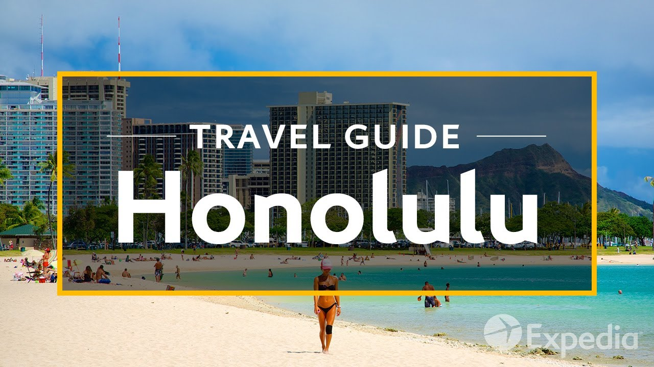 Honolulu Vacation Travel Guide | Expedia - YouTube