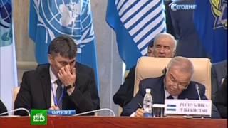 Путин приветствовал решение Сирии сдать химическое оружие