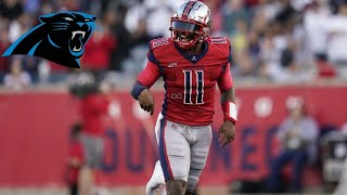 PJ Walker 2020 XFL Highlights | Welcome to the Panthers