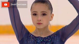 Камила Валиева ВЫИГРАЛА Короткую Программу Первенство России среди юниоров 2020