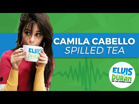 Save Camila Cabello Talks Ed Sheeran Collab, Karaoke, and Dream Vacations | Spilled Tea Pictures