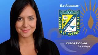 SAGFA / DIANA BONILLA - EX ALUMNA