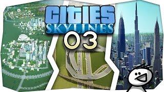 Cities: Skylines - EURE Städte [#03] - Kleine Dörfer und welthöchste Gebäude