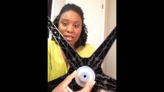 Styling Tool Review: Modern Elements 1875 Watt Ionic Pro Professional Stand Dryer with Tourmaline
