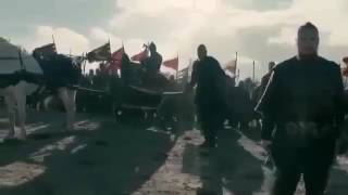Vikings - Ragnar's Sons Prepare To Fight King Aelle [Season 4B Official Scene] (4x18) [HD]