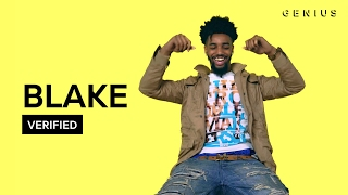 "BLAKE ""Flexin"" Official Lyrics & Meaning 