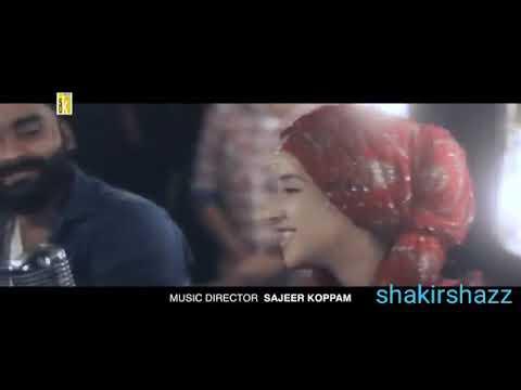 Meeraaaa Jeenaaa Hindhi Song |singar. Sajeer Koppam &naysha Fathima