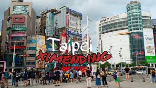 Ximending, Travel Recommendation | Ximending District - Taipei | Taipei Vlog 5