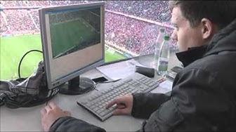 Einblicke - Wie Fußballstatistiken entstehen