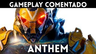 GAMEPLAY EXCLUSIVO ANTHEM (PC, XB1, PS4) ACCIÓN COOPERATIVA adictiva y ESPECTACULAR - Impresiones
