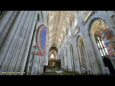 BBC Choral Evensong: Winchester Cathedral 1991 (David Hill)