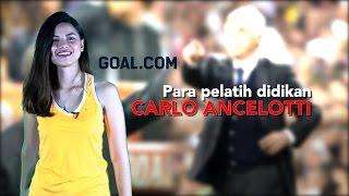 Para Pelatih Didikan Carlo Ancelotti