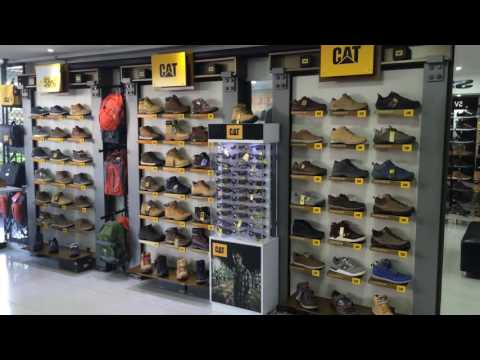 Zapatos CATERPILLAR En STOCK SHOES