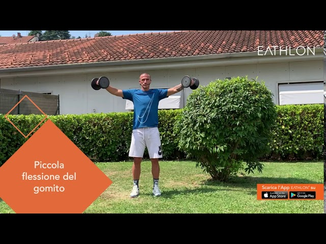 Allenare le spalle con i pesi: esercizi per il deltoide