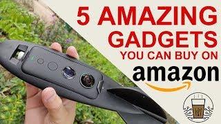 5 New Tech Gadgets You Can Buy On Amazon | Desi Bit