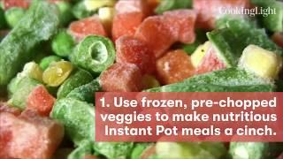 Health News Updates | 8 Instant Pot Hacks | Cooking Light