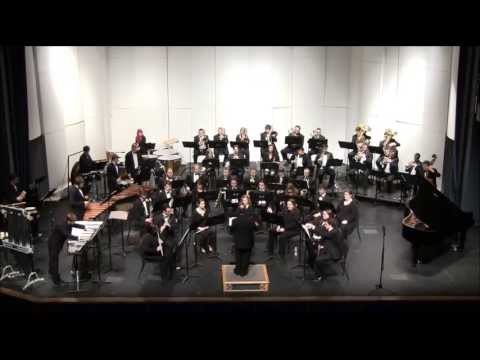 UML Wind Ensemble -- April 29, 2013